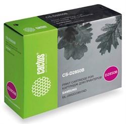 Лазерный картридж Cactus CS-D2850B (MLT-D2850B) черный для принтеров Samsung ML 2850, 2850D, 2851, 2851ND (5000 стр.) - фото 9298