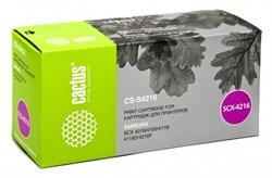 Лазерный картридж Cactus CS-S4216 (SCX-4216D3) черный для принтеров Samsung SCX 4016, 4116, 4216, 4216F, SF 560, 565, 565P, 750, 755, 755P (3000 стр.) - фото 9335