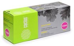 Лазерный картридж Cactus CS-CLT-Y504S (CLT-Y504S) желтый для принтеров Samsung CLP 415, 415, 415N, 415NW, CLX 4195, 4195FN, 4195FW, Xpress C1810W, C1860FW (1800 стр.) - фото 9405