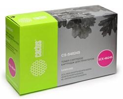 Лазерный картридж Cactus CS-S4824S (MLT-D209L) черный для принтеров Samsung SCX 4824, 4824FN, 4828, 4828FN (5000 стр.) - фото 9420