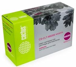 Лазерный картридж Cactus CS-CLT-M609S (CLT-M609S) пурпурный для принтеров Samsung CLP 770, 770ND, 775, 775ND (7000 стр.) - фото 9429