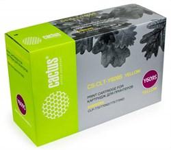 Лазерный картридж Cactus CS-CLT-Y609S (CLT-Y609S) желтый для принтеров Samsung CLP 770, 770ND, 775, 775ND (7000 стр.) - фото 9430