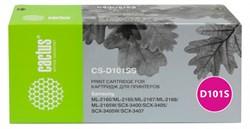 Лазерный картридж Cactus CS-D101SS (MLT-D101S) черный для принтеров Samsung ML 2160, 2165, 2165W, 2167, 2168, 2168W, SCX 3400, 3400F, 3405, 3405F, 3405FW, 3405W, 3407 (1500 стр.) - фото 9435