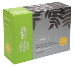 Лазерный картридж Cactus CS-WC3210 (106R01485) черный для принтеров Xerox WorkCentre 3210, 3220 (2000 стр.) - фото 9506
