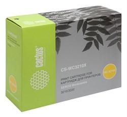 Лазерный картридж Cactus CS-WC3210X (106R01487) черный увеличенной емкости для Xerox WorkCentre 3210, 3210n, 3220 (4'100 стр.) - фото 9511