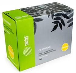 Лазерный картридж Cactus CS-PH4500X (113R00657) черный для принтеров Xerox Phaser 4500, 4500b, 4500dt, 4500dx, 4500n, 4500vn (18000 стр.) - фото 9611