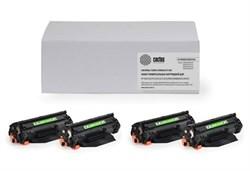 Комплект лазерных картриджей Cactus CS-CB540/CE320/CF210 (125A/128A/131A) для принтеров HP Color LaserJet 1215, 1515, M651, M251 (2'200 стр.) - фото 9914