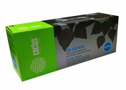 Лазерный картридж Cactus CS-CE741AR (HP 307A) голубой для принтеров HP  Color LaserJet CP5220 PROFESSIONAL, CP5221, CP5223, CP5225 PROFESSIONAL, CP5225DN, CP5225SN, CP5227, CP5229 (7300 СТР.) - фото 9994