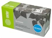 Лазерный картридж Cactus CS-CE260X (649X Bk) черный для HP Color LaserJet CP4520 Enterprise, CP4525 Enterprise, CP4525dn, CP4525n, CP4525xh (17'000 стр.)