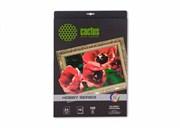 Холст Cactus CS-СGA32601 A3, 340г/м2, 10л. глянцевое хлопок для струйной печати
