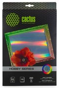 Фотобумага Cactus CS-DA426010M A4/260г/м2/10л. для струйной печати