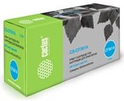 Лазерный картридж Cactus CS-CF361A (508A) голубой для принтеров HP Color LaserJet M552dn Enrerprise, M553dn Enrerprise, M553N Enrerprise, M553x Enrerprise (5000стр.)