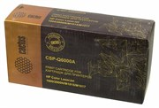 Лазерный картридж Cactus CSP-Q6000A (HP 124A) черный для принтеров HP Color LaserJet 1600, 2600, 2600N, 2605, 2605DN, 2605DTN, CM1015, CM1015 MFP, CM1017, CM1017 MFP (3500 стр.)