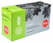 Лазерный картридж Cactus CS-EP32 (EP-32) черный для принтеров Canon LBP 32, 32X, 470, 1000, 1310 (5000 стр.)