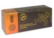 Лазерный картридж Cactus CSP-C7115A (HP 15A) черный для принтеров HP LaserJet 1000, 1000W, 1005, 1005W, 1200, 1200N, 1200SE, 1220, 1220SE, 3300, 3300MFP, 3310, 3320, 3320MFP, 3320N, 3320N MFP, 3330, 3330MFP, 3380, 3380MFP (3000 стр.)