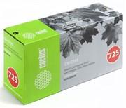 Лазерный картридж Cactus CS-C725 (№725) черный для принтеров Canon LaserBase MF3010 i-Sensys, LBP 6000 i-Sensys, 6000B i-Sensys, 6020 i-Sensys, 6020B i-Sensys (1600 стр.)