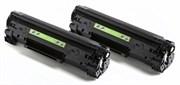 Лазерный картридж Cactus CS-C725D (№725) черный для принтеров Canon LaserBase MF3010 i-Sensys, LBP 6000 i-Sensys, 6000B i-Sensys, 6020 i-Sensys, 6020B i-Sensys (2 x 1600 стр.)