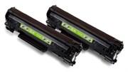 Лазерный картридж Cactus CS-C728D (№728) черный для принтеров Canon Fax L150, LaserBase MF4410 i-Sensys, MF4450 i-Sensys, MF4570 i-Sensys, MF4730 i-Sensys, MF4780 i-Sensys, MF4870 i-Sensys, MF4890 i-Sensys (2 x 2100 стр.)