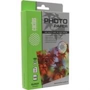 Фотобумага Cactus CS-GA6180100E 10x15/180г/м2/100л./белый глянцевое для струйной печати
