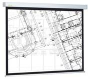 Экран Cactus 104.6x186см Wallscreen CS-PSW-104x186 16:9 настенно-потолочный рулонный белый.