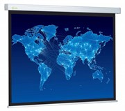 """Экран Cactus Wallscreen CS-PSW-150x150 87"""" 1:1 настенно-потолочный рулонный белый"""