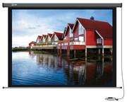 """Экран Cactus Professional Motoscreen CS-PSPM-124x221 100"""" 16:9 настенно-потолочный рулонный (моторизованный привод)"""