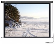"""Экран Cactus Professional Motoscreen CS-PSPM-206X274 135"""" 4:3 настенно-потолочный рулонный (моторизованный привод)"""