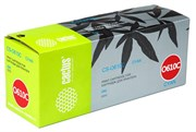 Лазерный картридж Cactus CS-O610C (44315307) голубой для принтеров Oki C610n, C610dn (6'000 стр.)