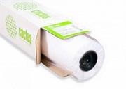 Фотообои Cactus CS-WP2500-0.75X5 750мм-5м, 150г/м2, белый матовое шероховатая для УФ печати