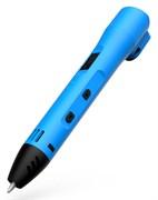 3D Ручка Cactus CS-3D-LTP2-BK PLA LCD синяя