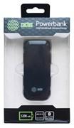 Мобильный аккумулятор Cactus CS-PBHTST-5200 Li-Ion 5200mAh 2.1A черный 1xUSB