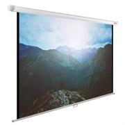 """Экран Cactus WallExpert CS-PSWE-240x240-WT 130"""" 1:1 настенно-потолочный рулонный"""