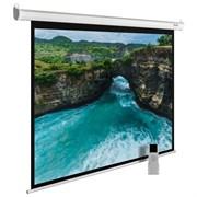 """Экран Cactus MotoExpert CS-PSME-200x150-WT 99"""" 4:3 настенно-потолочный белый, моторизованный привод (200x150 см.)"""
