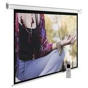 """Экран Cactus MotoExpert CS-PSME-280X210-WT 140"""" 4:3 настенно-потолочный рулонный белый (моторизованный привод)."""