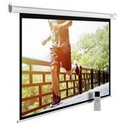 """Экран Cactus MotoExpert CS-PSME-280X175-WT 130"""" 16:10 настенно-потолочный рулонный белый (моторизованный привод)."""