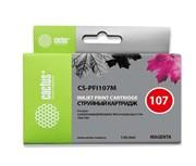 Струйный картридж Cactus CS-PFI107M (PFI-107M) пурпурный для Canon ImagePrograf iPF670, iPF670 MFP L24, iPF680, iPF681, iPF685, iPF686, iPF770, iPF770 MFP L36, iPF780, iPF780 MFP M40, iPF781, iPF785, iPF785 MFP M40, iPF786 (130 мл)