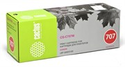 Лазерный картридж Cactus CS-C707M (9422A004) пурпурный для Canon LBP 5000 i-Sensys Laser Shot, 5100 i-Sensys (2'000 стр.)