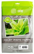 Фотобумага Cactus CS-GA418050ED A4, 180г/м2, 50л., белый глянцевое для струйной печати