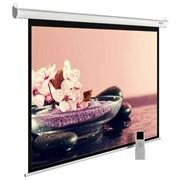 """Экран Cactus MotoExpert CS-PSME-360x270-WT 180"""" 4:3 настенно-потолочный рулонный белый (моторизованный привод)."""