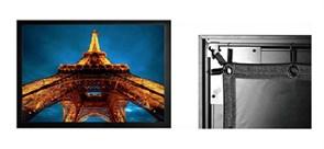 Экран Cactus FrameExpert CS-PSFRE-300X169 16:9 на раме настенно-потолочный натяжной