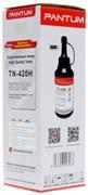 Тонер Pantum TN-420H черный с чипом для принтера Pantum P3010d, P3010dw, P3300dn, P3300dw, M6700d, M6700dw, M6800fdw, M7100dn, M7100dw, M7200fnd, M7200fdw (флакон 115 гр.)