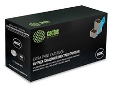 Лазерный картридж Cactus CS-CF280X-MPS (HP 80X) черный увеличенной емкости для HP LaserJet M401 Pro 400, M401a, M401d Pro 400, M401dn, M401dne (CF399A), M401dw, M401n, M425 Pro 400 MFP, M425dn, M425dw (13'000 стр.)