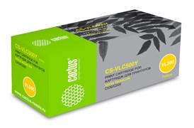 Лазерный картридж Cactus CS-VLC500Y (106R03879) желтый для Xerox VersaLink C500, C500dn, C500n, C505, C505S, C505x (2'400 стр.)