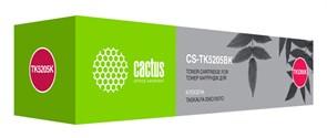 Лазерный картридж Cactus CS-TK5205BK (TK-5205K) черный для Kyocera Ecosys 356ci (18'000 стр.)