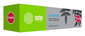 Лазерный картридж Cactus CS-TK5205C (TK-5205C) голубой для Kyocera Ecosys 356CI (12'000 стр.)