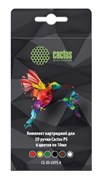 Пластик для ручки 3D Cactus CS-3D-UVPS-A УФ-полимер 6 цветов