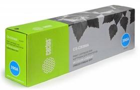 Лазерный картридж Cactus CS-CB390AV (HP 825A) черный для HP Color LaserJet CM6030, CM6030f MFP, CM6030 MFP, CM6040, CM6040f MFP (19'500 стр.)