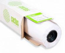 """Калька Cactus CS-LFPTR52-620175 A1+ 620мм-175м, 52 г/м2, белый для лазерной печати втулка: 76,2 мм (3"""")"""