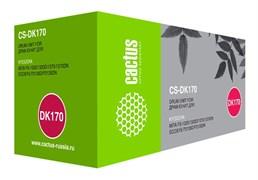 Фотобарабан (Drum-Unit) Cactus CS-DK170R (DK-170) черный для Kyocera Ecosys M2035, M2035dn, M2535 (100'000 стр.)