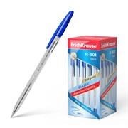Ручка шариковая ErichKrause R-301 Classic Stick, цвет чернил синий (50 шт.)